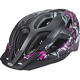 ABUS Aduro 2.0 Bike Helmet Women pink/black